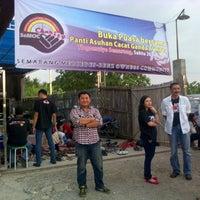 """Photo taken at Panti Asuhan Cacat Ganda """"Al-Rifdah"""" by Isa I. on 7/20/2013"""