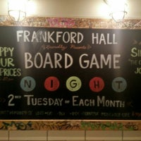Photo taken at Frankford Hall by Kaushik C. on 6/24/2016