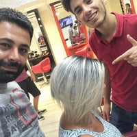Photo taken at makas coiffeur 2 by A  |)  € M on 8/16/2018