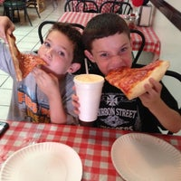 Photo taken at Mulberry Street Pizzeria by Amy G. on 10/3/2012