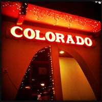 Photo taken at Colorado Bar & Grill by Marko J. on 4/6/2014