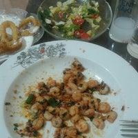Photo taken at Şehzade Restaurant & Cafe by Hasan B. on 2/20/2016
