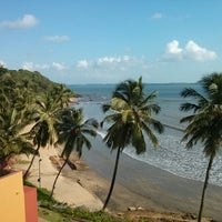 Photo taken at Cidade de Goa by .oo. on 10/10/2013