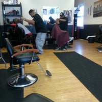 Photo taken at style city hair studio by Troy W. on 3/13/2013