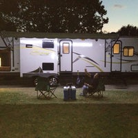 Photo taken at Bennett's Camping Center by Jeff on 10/16/2013