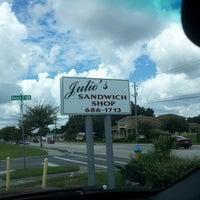 Photo taken at Julio's Sandwich Shop by Sheila W. on 9/12/2013