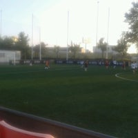 Photo taken at VCF- Ciutat Esportiva De Paterna by Paco H. on 10/26/2013
