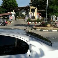 Photo taken at Penjara Kajang by Bobo A. on 10/15/2016