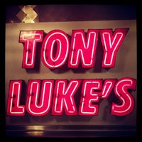 Photo taken at Tony Luke's by Ryan B. on 12/23/2012