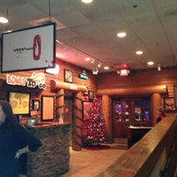 Photo taken at Smokey Bones Bar & Fire Grill by Janet P. on 12/23/2012