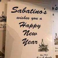 1/1/2018 tarihinde Mark F.ziyaretçi tarafından Sabatino's Restaurant Chicago'de çekilen fotoğraf