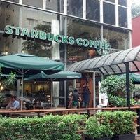 Photo taken at Starbucks by Rafael C. on 1/23/2013