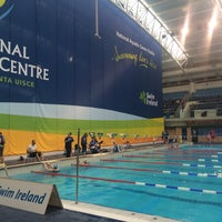 Photo taken at National Aquatic Centre by Swim I. on 4/8/2016
