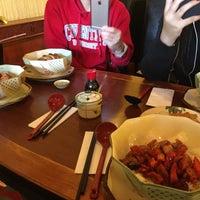 Photo taken at Noodle Bar by USNSHN. on 6/16/2017