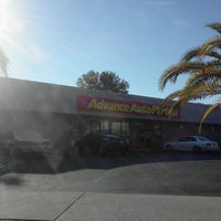 Photo taken at Advance Auto Parts by Amanda T. on 1/27/2013