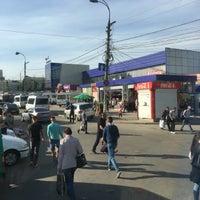 Photo taken at Autogara Centrală by Eugeniu V. on 4/24/2016