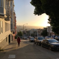 Photo taken at Russian Hill by Eugeniu V. on 6/21/2017