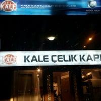 Photo taken at Akgül Kilit Kale Showroom by Anil Yucel A. on 12/30/2015