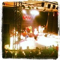 Photo taken at El Genaina Theatre by Ahmed E. on 6/15/2013