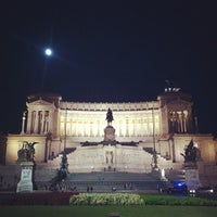 Photo taken at Altare della Patria by Rich C. on 8/2/2012