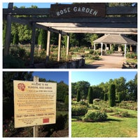 Photo taken at Julia Davis Rose Garden by Todd C. on 7/2/2016