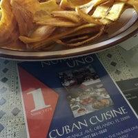 Foto tomada en Numero Uno Cuban Cuisine por Ana L. el 2/20/2015