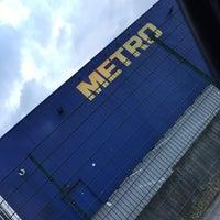 Photo taken at Metro Cash & Carry by Jonas G. on 6/7/2017