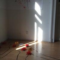 Photo taken at Katedra žurnalistiky UK by Barborka K. on 10/10/2012