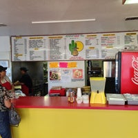 Photo taken at Nico's Taco Shop by Walter T. on 6/2/2013