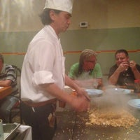 Photo taken at House Of Genji by Walter T. on 9/25/2013