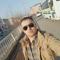 Photo taken at Göztepe by Hasan K. on 2/18/2017