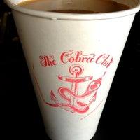 10/13/2012 tarihinde Mary-Majella O.ziyaretçi tarafından The Cobra Club'de çekilen fotoğraf
