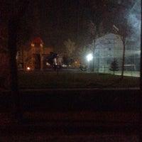 Photo taken at Emek Mahalle Parkı by Zakir S. on 11/23/2015