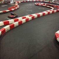 Photo taken at K1 Speed Anaheim by Kien P. on 1/19/2013
