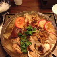 Photo taken at Boiling Point by Kien P. on 11/29/2012