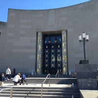 Photo taken at Brooklyn Public Library (Central Library) by Eugenia M. on 10/11/2012
