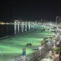 Foto tirada no(a) Arena Copacabana Hotel por Jeff @ m. em 12/27/2012