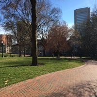 Photo taken at Capitol Square by Lauren S. on 3/11/2016