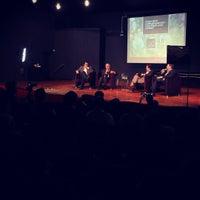 Photo taken at Teatro ICBEU by Gabriel A. on 8/11/2015
