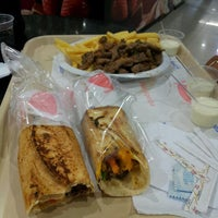 Photo taken at Shawarma Curitiba by Celso C. on 5/18/2013