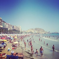 Photo taken at Alacant | Alicante by Grigory K. on 8/15/2013
