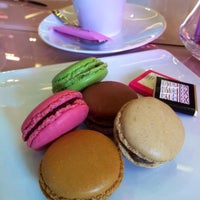 Photo taken at Fauchon by Huang S. on 5/4/2016
