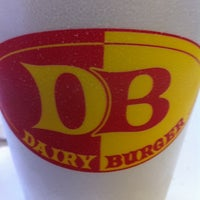 Photo taken at Dairy Burger by United WayCB on 10/9/2012