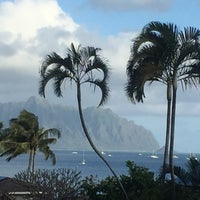 Photo taken at Kāneʻohe, Hawaii by Sylvia D. on 3/5/2018