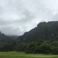 Photo taken at Ko'olau Golf Club by Sylvia D. on 5/8/2016