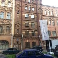 Photo taken at Достоевского, 44 by Evgenii on 8/28/2013