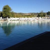 Foto scattata a Terme di Saturnia SPA & Golf Resort da antonella m. il 10/6/2012