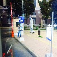 Photo taken at автобус B4 Сочи - Аэропорт by Anna M. on 3/10/2014