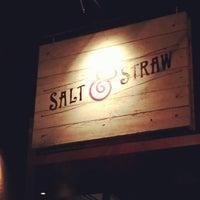 Foto tirada no(a) Salt & Straw por Talon B. em 3/16/2013