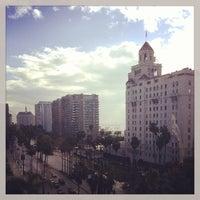 Photo taken at Renaissance Long Beach Hotel by bluetileSC on 1/6/2013